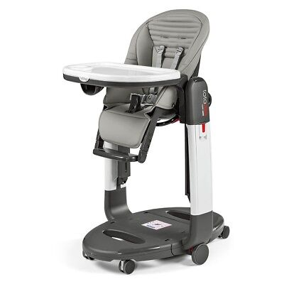 Peg Perego - Tatamia Highchair - Stripes Grey