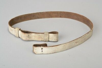 British Military First World War Period Leather Rifle Strap Or Sling. CIG