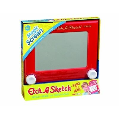 Red Etch a Sketch - Brand New!
