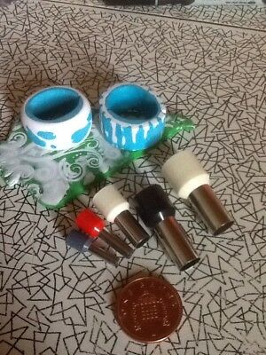 mini polymer clay cutters - larger set