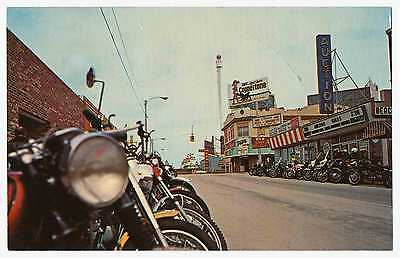 Motorcycle Classic 200, Main Street, Daytona Beach, Florida