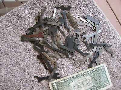 misc micrometer wrench lot Starrett others 60 total toolmaker   machinist tool