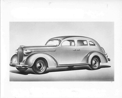 1938 Plymouth ORIGINAL Factory Photo oub8204