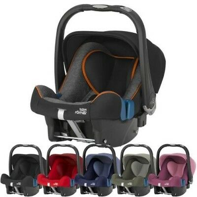 Britax Römer Carry Cot Baby-Safe Plus SHR II CHOICE OF COLOURS NEW
