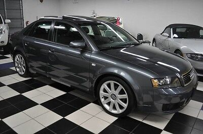 2005 Audi A4 RARE ULTRA SPORT EDITION - ONE OWNER - CARFAX 2005 Audi 1.8T very clean - nicest colors