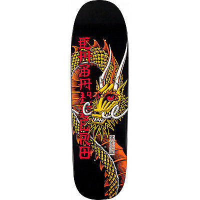 POWELL PERALTA Skateboard Deck Caballero Cab Ban This Black RE-ISSUE