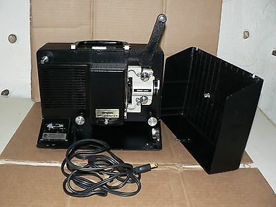 Used Vintage nice movie projector working ARGUS showmaster model 460 READ
