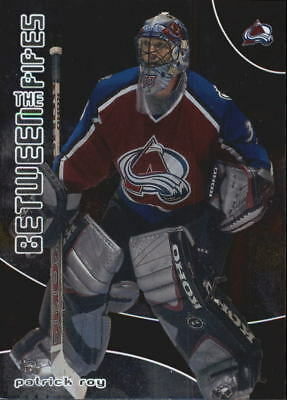 2001-02 Between the Pipes Hockey Cards Pick From List