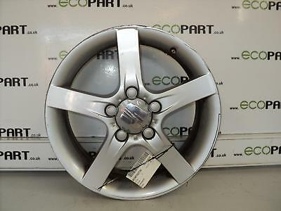 Seat Leon Reference Sport Tdi  2005-2009 Alloy Wheel - Single