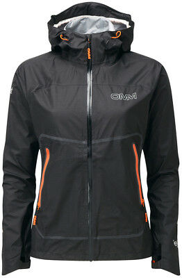 OMM Ava Ladies Running Jacket - Black