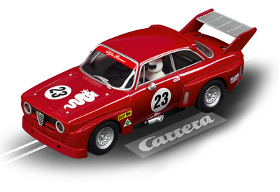 Carrera Evolution 1/32 Slot Car Alfa Romeo Gta Silhouette Car27415