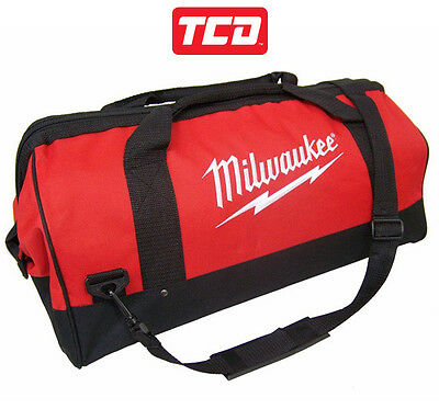 Milwaukee Bag - Large Canvas Contractor Bag - Power Tools Bag 4931411254