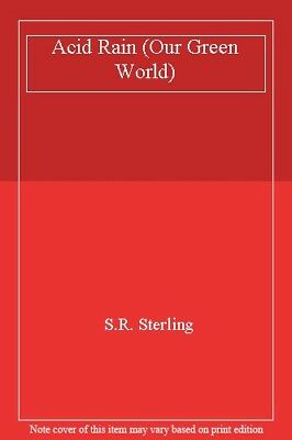 Our Green World,Sterling- 9780750201377