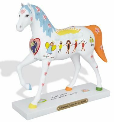 Trail of Painted Ponies Childrens Prayers For The World Horse Figurine 4046346