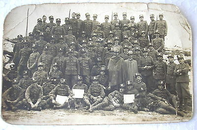 Wwi Italian Regiment Soldiers With Their Particular Uniform Photo Pc