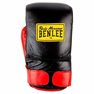 Benlee Coach One Size Black / Red Pads y escudos