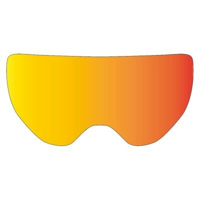 Rudy Project Boost 01 Removable Optical Shield One Size Multilaser Orange CAT2