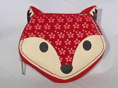Fox Sewing Kit in Red by Tacony
