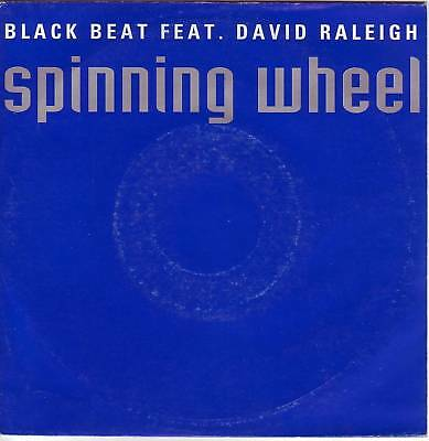 """7"" - BLACK BEAT FEAT. DAVID RALEIGH - Spinning Wheel"