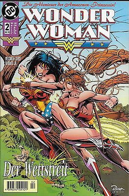 Wonder Woman Nr.2 / 1998 Mike Deodato Jr. / Dino Comics
