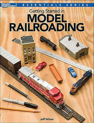 Kalmbach Book Getting Started In Model Railroading