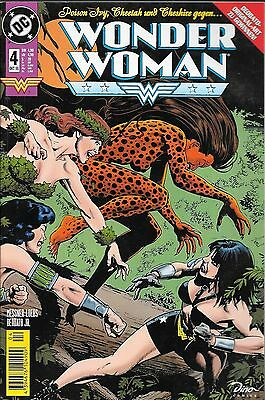 Wonder Woman Nr.4 / 1998 Mike Deodato Jr. / Dino Comics