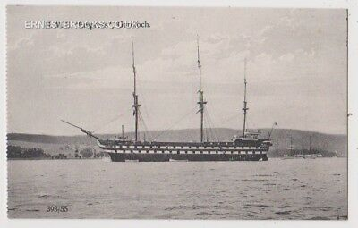 Early Postcard, Ships,  H M S Empress,  Gareloch