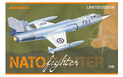 F-104 Nato Fighter 1/48 Modellbausatz Eduard 1196 Limited Edition