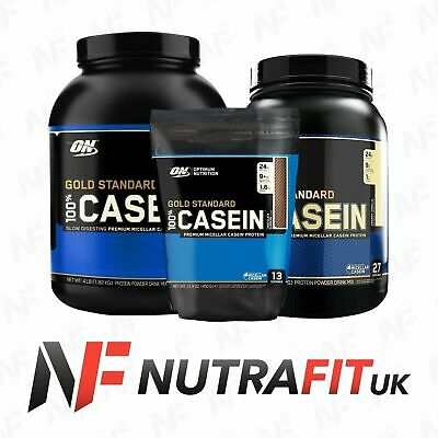 Optimum Nutrition Gold Standard 100% Casein Protein On