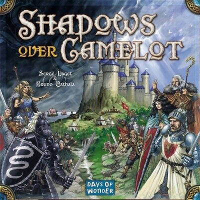 Shadows Over Camelot - Brand New!