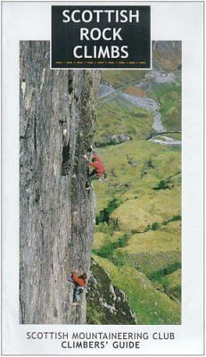Scottish Rock Climbs: Scottish Mountaineering Club Climbers' Guide-Andy Nisbet