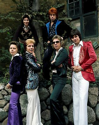 "The Glitter Band 10"" x 8"" Photograph no 2"
