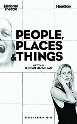 People, Places and Things-Duncan Macmillan