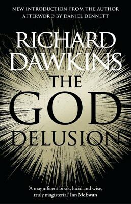 The God Delusion: 10th Anniversary Edition-Richard Dawkins