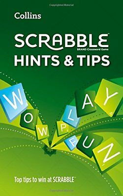 Collins Scrabble Hints and Tips-Collins Dictionaries