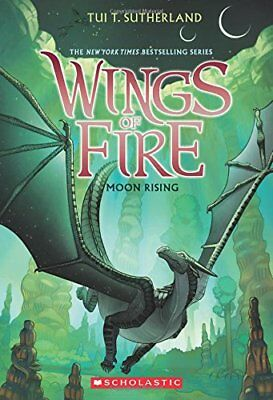 Wings of Fire Book 6: Moon Rising-Tui T. Sutherland