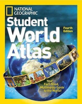 National Geographic Student World Atlas-National Geographic Kids