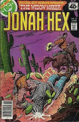 JONAH HEX #25  Jun 79