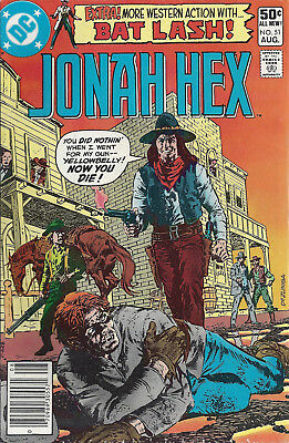 JONAH HEX #51  Aug 81