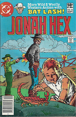 JONAH HEX #52  Sep 81