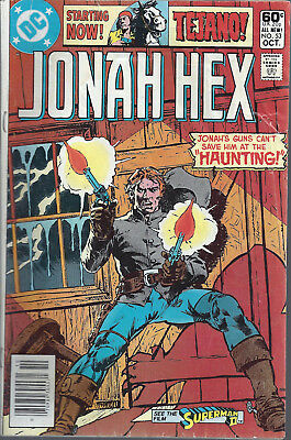 JONAH HEX #53  Oct 81