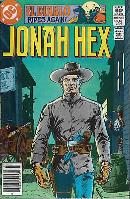 JONAH HEX #56  Jan 82