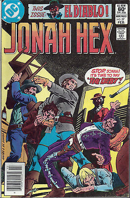 JONAH HEX #57  Feb 82