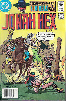 JONAH HEX #59  Apr 82