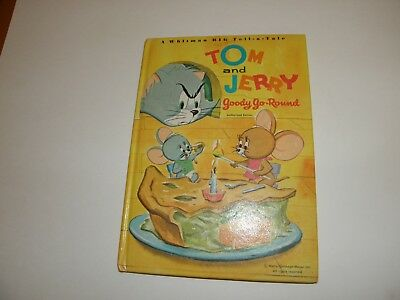 TOm And Jerry Goody Go-Round Al Hubbard Al Andersen Big Tell-A-Tale 1st 1967 FN