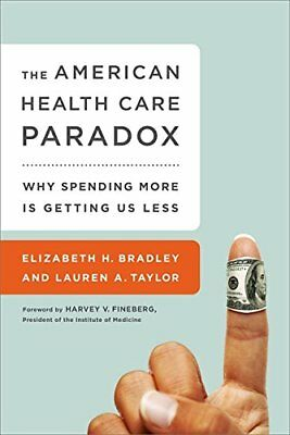 The American Health Care Paradox: Why Spending More Is Getting Us Less-Elizabeth