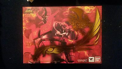 Super Robot Chogokin Src Mazinger Z Rooster Year Bandai 2017 Limited Edition