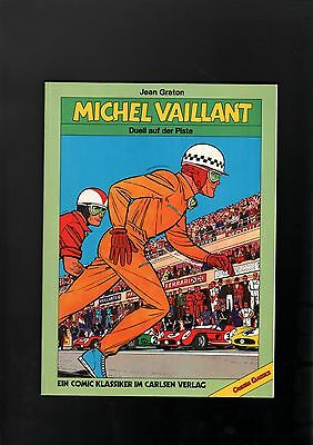 Michel Vaillant 1-13, 16,19,20,24 Carlsen Verlag + Seven Iceland all 1st Edition