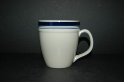 Tienshan Kitchen Basics Cobalt Blue Mug