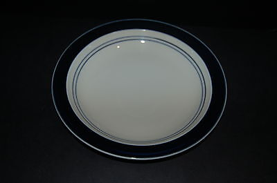 Tienshan Kitchen Basics Cobalt Blue Dinner Plate